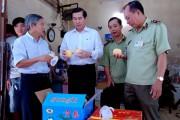 Tiền Giang quan tâm đến công tác an toàn thực phẩm