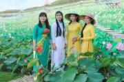 Ngày Hội Sen- xây dựng thương hiệu 'Đồng Tháp- Đất Sen hồng'