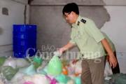 Tây Ninh: Bắt một cơ sở sản xuất mỹ phẩm trái phép