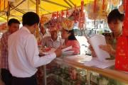 Tây Ninh tăng cường kiểm tra vệ sinh an toàn thực phẩm mùa bánh trung thu