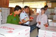 Bảo đảm an toàn vệ sinh thực phẩm mùa trung thu