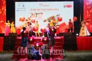 Khai mạc Lễ hội ẩm thực 5 châu tại TP. Hồ Chí Minh