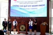 Quỹ ETF SSIAM VNX50 niêm yết trên HOSE