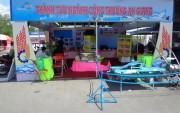 Kết thúc hội chợ công thương khu vực ĐBSCL - An Giang 2017