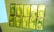 UBND TP Cần Thơ phạt một doanh nghiệp nhập lậu vàng