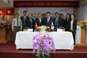 TP Hồ Chí Minh tăng cường hợp tác thương mại với Hàn Quốc