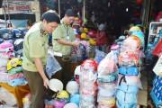 Ba tháng đầu năm: Ban chỉ đạo 389 Đắk Lắk xử lý 769 vụ vi phạm