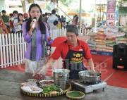 Bế mạc lễ hội bánh dân gian Nam bộ lần thứ VI - 2017