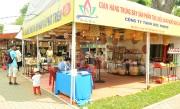 Hơn 350 gian hàng tham gia Hội chợ thương mại làng nghề truyền thống phía Nam