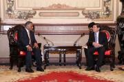 Quốc vụ khanh Bộ Ngoại giao Ấn Độ thăm TP.HCM