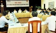 Tiếp tục lấy ý kiến cho dự thảo Luật Cạnh tranh tại TP. Hồ Chí Minh