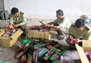 5 tháng đầu năm 2017: Quản lý thị trường Bình Phước xử lý 614 vụ vi phạm
