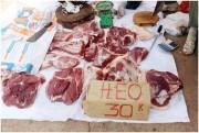 QLTT Đồng Nai xử phạt 32 điểm bán thịt heo không đảm bảo an toàn