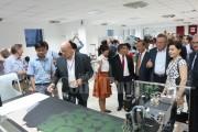 Khai trương Trung tâm công nghệ giày Việt - Ý