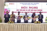 Tỉnh Lâm Đồng trao giấy chứng nhận đầu tư cho 4 dự án