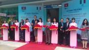Khánh thành Trung tâm công nghệ dệt Ý - Việt