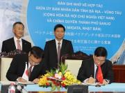 Bà Rịa – Vũng Tàu ký kết hợp tác với thành phố Sanjo