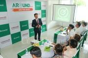 Startup Việt chính thức ra mắt ứng dụng Around
