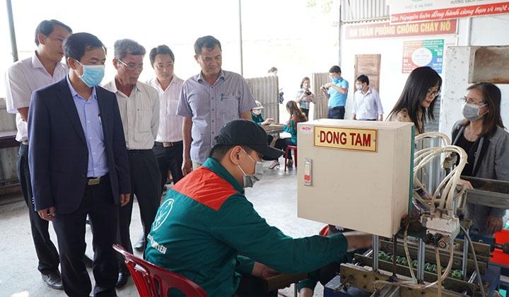 Thừa Thiên Huế: Phát triển sản phẩm OCOP đặc trưng để tạo ưu thế