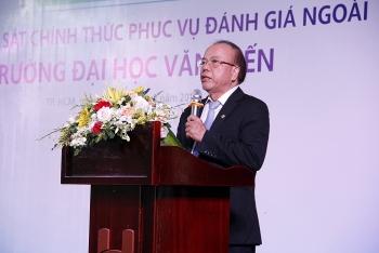 khao sat chinh thuc phuc vu danh gia ngoai truong dai hoc theo tieu chuan cua bo giao duc