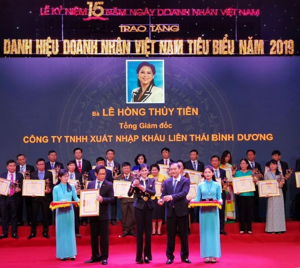 CEO IPPG liên tục 3 lần nhận giải thưởng Thánh Gióng