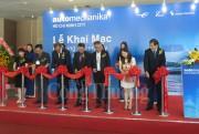 Khai mạc Triển lãm quốc tế Automechanika Hồ Chí Minh