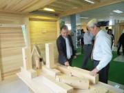 Giới thiệu công nghệ xây dựng nhà gỗ của Nhật Bản tại thị trường Việt Nam
