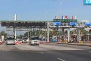 Trạm thu phí thị xã Cai Lậy vẫn chưa thu phí trở lại