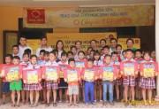 Tập đoàn Hoa Sen hỗ trợ học sinh nghèo gần 6 tỷ đồng