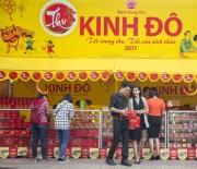 Mondelez Kinh Đô mở hàng loạt gian hàng phục vụ mùa Trung thu