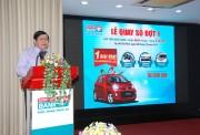 22 khách hàng trúng giải đợt 1 chương trình khuyến mại của ngân hàng Kiên Long