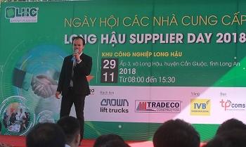 long hau supplier day no luc cung doanh nghiep xay dung chuoi cung ung