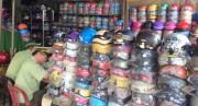 Đắk Lắk phát hiện hàng nghìn mũ bảo hiểm giả nhãn hiệu Nón Sơn