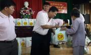 """Công ty CP. Việt Nam tổ chức """"Mang Xuân đến cho người nghèo"""""""