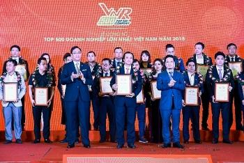cp viet nam xep thu 26500 doanh nghiep lon nhat nam 2018