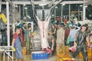 TP. Hồ Chí Minh mỗi ngày Tết tiêu thụ 16.000-18.000 con heo