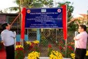 C.P. Việt Nam mang hơi ấm mùa xuân đến với làng SOS Bến Tre