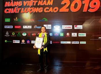 cp viet nam dat danh hieu hang viet nam chat luong cao 2019