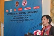 Cộng đồng doanh nghiệp Thái Lan chung tay hỗ trợ bệnh nhân nghèo