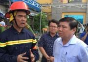 Cháy chung cư tại TP. Hồ Chí Minh- 13 người thiệt mạng, 27 người bị thương