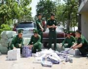 Tây Ninh- Nhức nhối hàng hóa nhập lậu
