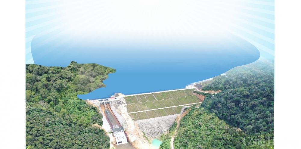 Nhà máy Thủy điện Thượng Kon Tum hoà lưới điện quốc gia