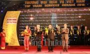 C.P. Việt Nam đoạt giải doanh nghiệp và doanh nhân xuất sắc