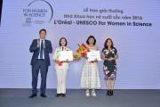 Tìm kiếm ứng viên nữ để trao giải thưởng khoa học