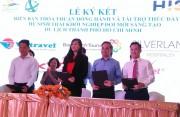 TP. Hồ Chí Minh mở cuộc thi Khởi nghiệp đổi mới sáng tạo ngành du lịch