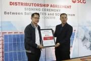 Ngói bê tông SCG là nhà phân phối của SolarGATES