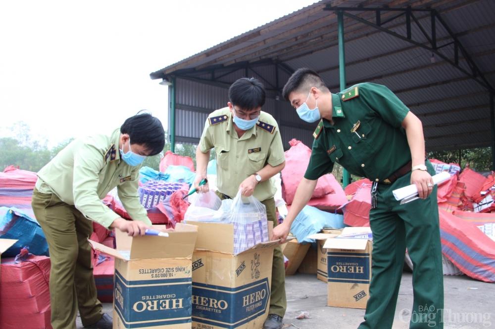 Tây Ninh: Buôn lậu giảm nhưng diễn biến vẫn còn rất phức tạp