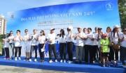 Hoa hậu Đại Dương 'hành trình nhân ái' đến với người nghèo Cần Giờ