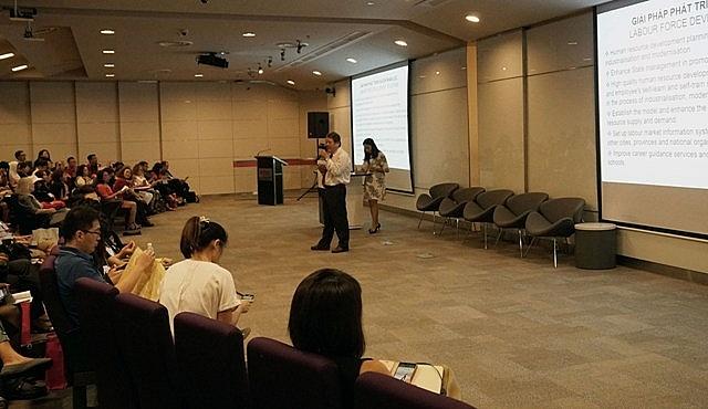 Việt Nam tổ chức Hội thảo quốc tế về hướng nghiệp trong thời đại công nghiệp 4.0