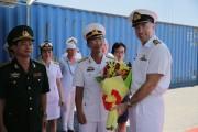Tàu chiến Hải quân Úc thăm hữu nghị Đà Nẵng